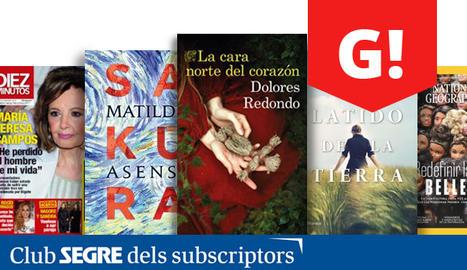 La plataforma de lectura online, Nubico, posa a disposició dels seus usuaris una àmplia gamma de revistes i llibres de tots els estils i per a tots els gustos.