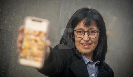 La 'influencer' més prolífica de les terres de Lleida, Annarecetasfaciles