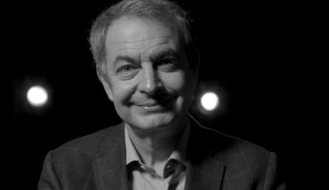 L'expresident del Govern central José Luis Rodríguez Zapatero.
