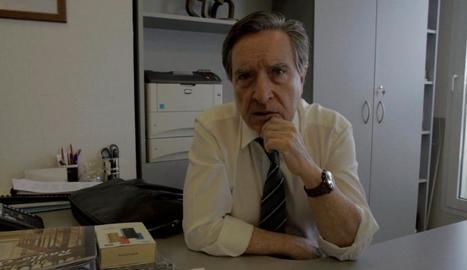 El veterà periodista Iñaki Gabilondo intervindrà des de casa.