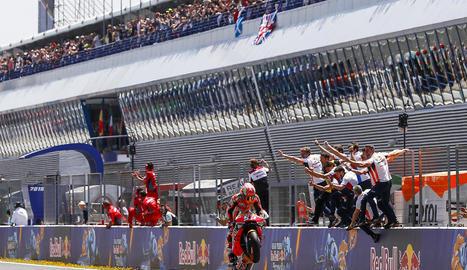 La prova andalusa, que l'any passat va guanyar Marc Márquez, encara no té data per disputar-se.