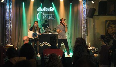 El de Delafé és un dels concerts que es podran veure avui.