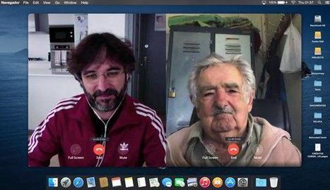 Jordi Évole conversa a distància amb José Mujica.