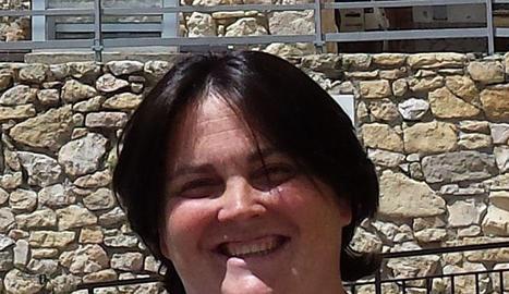 Estefania Rufach.