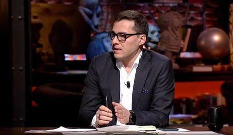 Pablo Fuente, al programa.