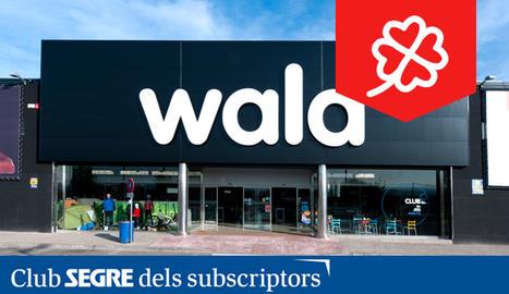 Wala, la botiga de moda i esport de referència a Lleida, ara i sempre a www.walashop.com.