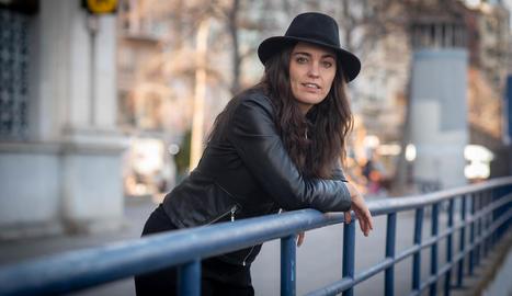 """Marta García Aller: """"És difícil parlar del futur si les paraules que hem de fer servir encara no existeixen"""""""