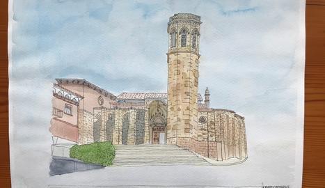 Sant Llorenç.