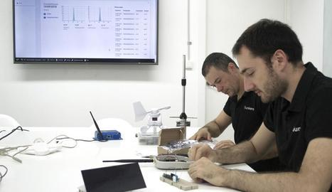 L'empresa Vunkers IT Experts és una de les 14 tecnològiques amb més creixement d'Espanya.