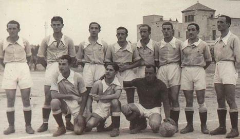 Manuel Iglesias Orriols va ser jugador del Lleida durant cinc temporades.