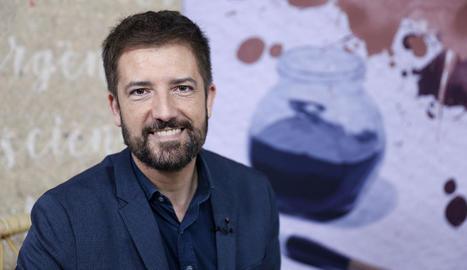 """Toni Cruanyes: """"Hem de crear un relat d'identitat que sigui inclusiu i alhora català"""""""