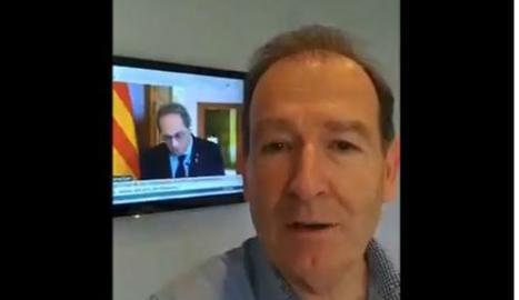 VÍDEO   Les autoritats del Pallars Jussà demanen a les empreses ajornar més la tornada a l'activitat