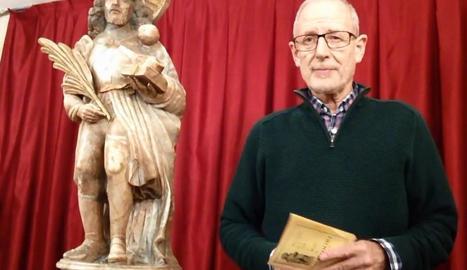 La parròquia va publicar ahir un vídeo com a pregó de festes.