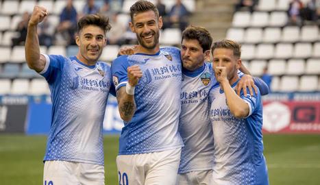 El Lleida és un dels equips que estarien afectats.