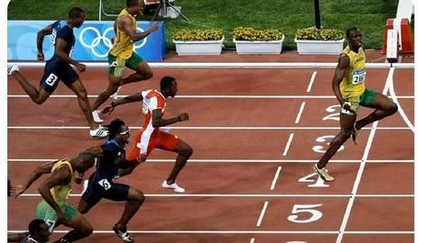 El jamaicà va guanyar amb solvència la final olímpica a Pequín.