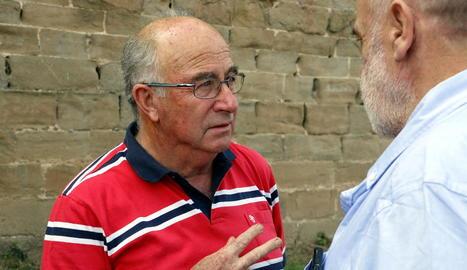 El lleidatà Josep Pàmies va denunciar ahir la consellera de Salut.
