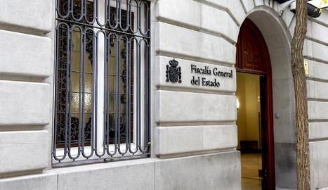 La Fiscalia General de l'Estat