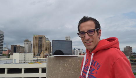 Josep Rubió Piqué resideix a Birmingham, a Alabama, des de fa cinc anys.