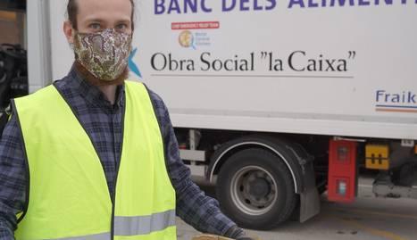 """La Fundació """"la Caixa"""" destina un milió d'euros més a la campanya 'Cap llar sense aliments'"""