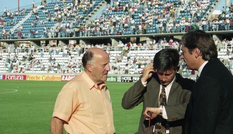 Michael Robinson va destacar en el futbol i en el món de la comunicació.