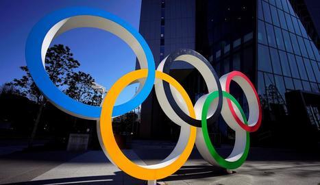 Els Jocs de Tòquio es van ajornar al 2021 pel Covid-19.