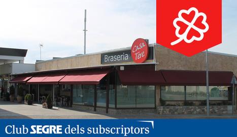 El Restaurant Braseria Casa Tere és punt de trobada dels amants del bon menjar.