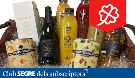 Trobareu els productes de Fruits de Ponent a la seva botiga d'Alcarràs i online a agrobotigaalcarras.com.