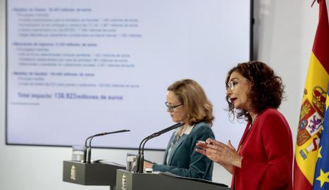 L'economia espanyola es desplomarà un 9,2% el 2020 i l'atur arribarà al 19%
