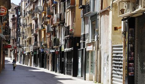 La recuperació del sector comercial, amb el turístic i l'hostaleria, serà essencial per mitigar la crisi.