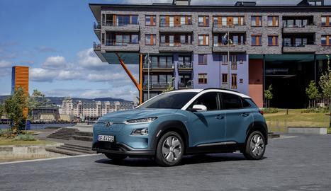El SUV totalment elèctric de Hyundai Motor no només va ser elogiat per l'eficiència i la capacitat per recórrer llargues distàncies, sinó també pel rendiment.