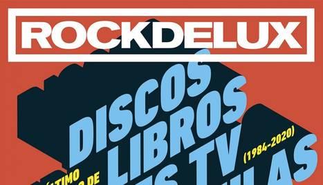 L'últim número de la revista 'Rockdelux' d'aquest mes de maig.