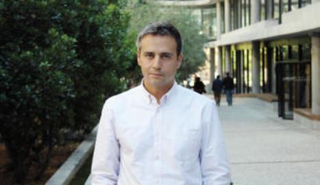 Javier García Cascajero, Program Manager de Banca Mòbil de BBVA.