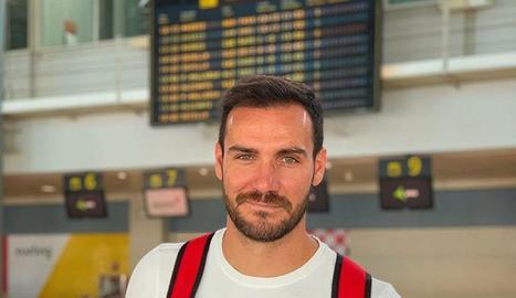 Saúl Craviotto, esportista ADO.