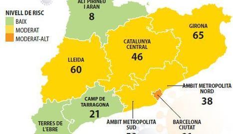 Empresaris i hotelers qüestionen la sortida del confinament a Lleida en dos velocitats