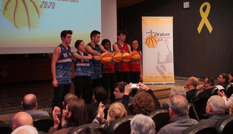 El programa d'actes es va presentar a Balaguer el mes de gener passat.