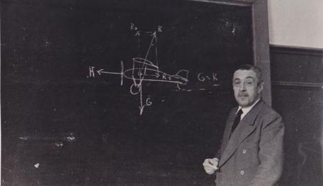 Herrera va dissenyar el primer vestit espacial de la història.