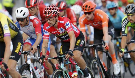 L'eslovè Primoz Roglic va ser el guanyador de l'última edició de la Vuelta.