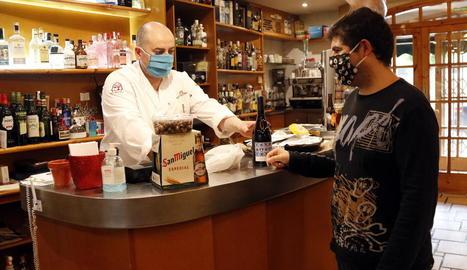 Setze restaurants de Lleida apropen l'Aplec del Caragol a domicili des d'aquest cap de setmana