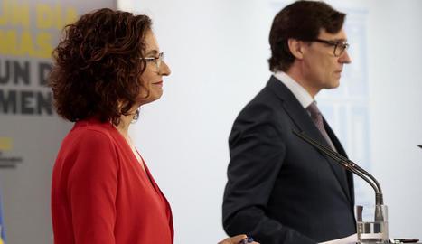 El govern espanyol estudiarà fórmules de conciliació