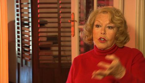 Rosa Regàs, una protagonista del programa.