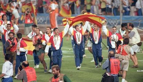 La celebració d'un or històric