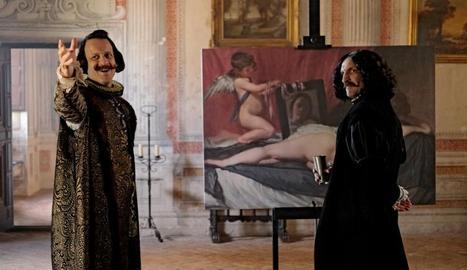 El rei Felip IV s'enamora d'una concursant de l''Un, dos, tres'.