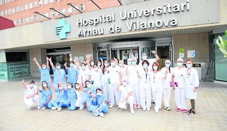 Les infermeres són clau en la lluita contra el coronavirus.