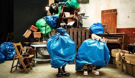 La Industrial Teatral, una de les companyies del programa 'Suport a la Creació' de FiraTàrrega.