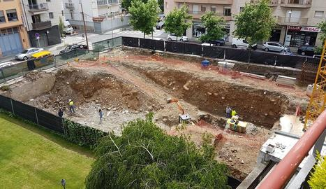 El nou CAP de la Seu d'Urgell estarà situat al costat del passeig Joan Brudieu.