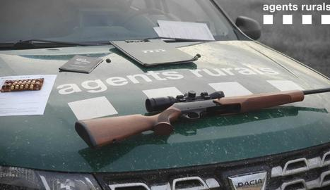 Imatge del rifle.