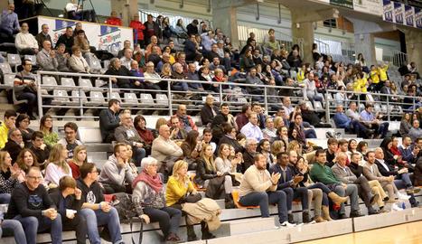 Els abonats han representat aquesta temporada un 12 per cent del pressupost del Força Lleida.