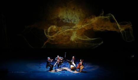 Concert inaugural l'any passat al Teatre Grec de Barcelona.