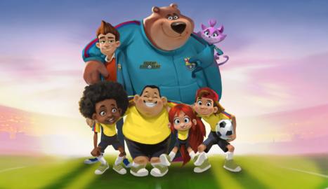 Imatge de la sèrie.