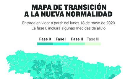 """L'Estat situa Barcelona i Madrid a la fase zero però amb """"alleujaments"""""""